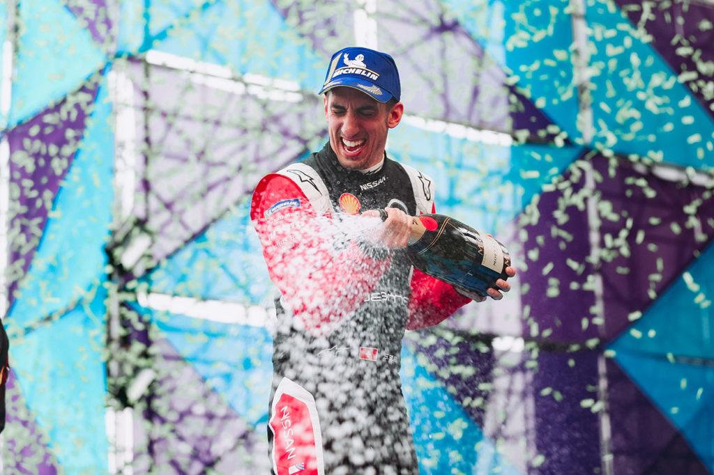 Formula E | Buemi e Nissan e.dams ritornano sul podio in Messico