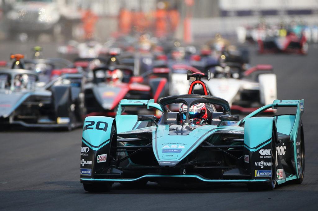 Formula E | Città del Messico, Gara: Evans vince e sale al vertice della classifica