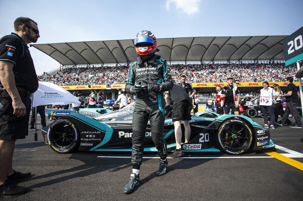 Formula E | Evans a Marrakech come leader della classifica con Jaguar