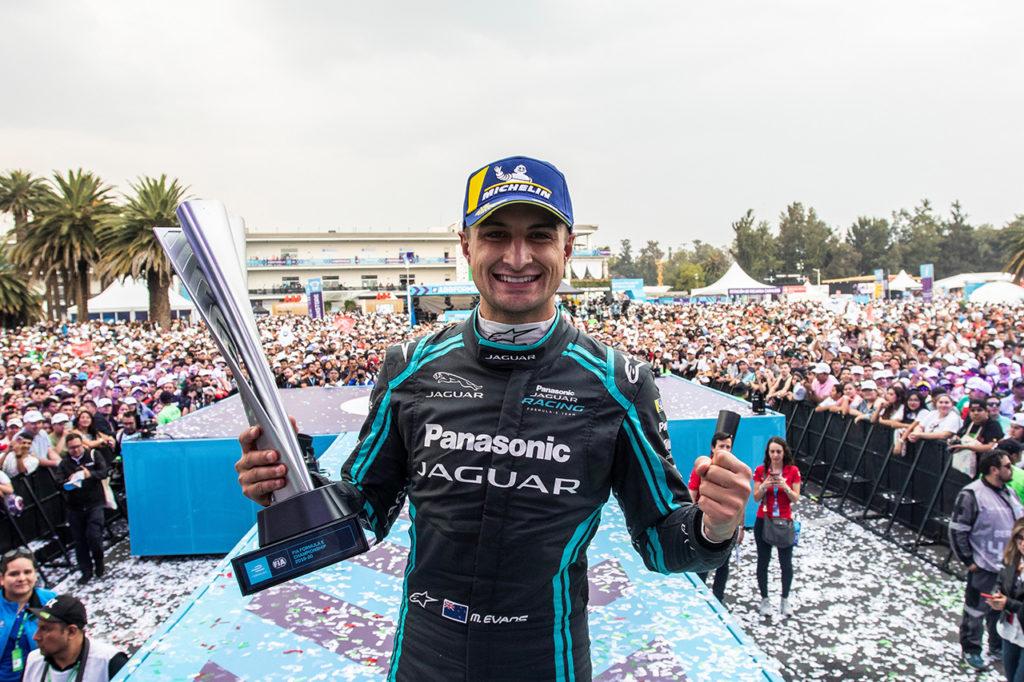 Formula E | Dominio di Evans e Jaguar in Messico, ora in vetta al campionato