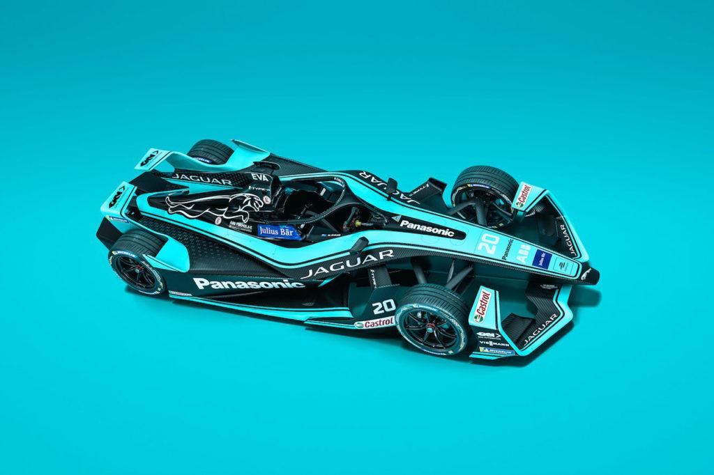 Formula E | Jaguar svela la propria livrea per la nuova Gen2 Evo