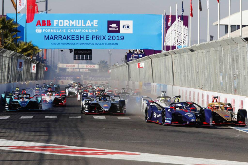 Formula E | ePrix di Marrakech 2020: anteprima e orari del weekend