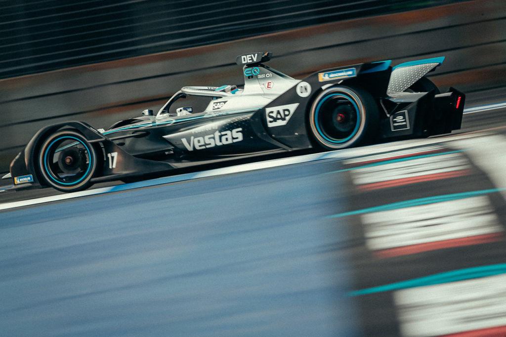 Formula E | Mercedes riparte dalla lezione messicana, in Marocco per il riscatto