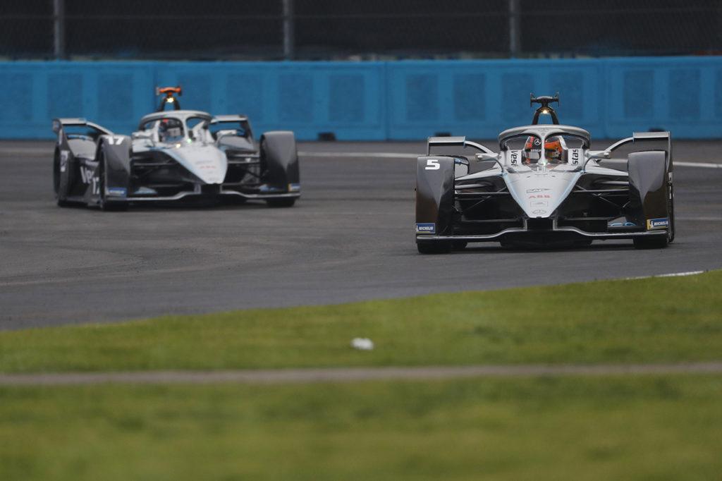 Formula E | Primo passo falso stagionale di Mercedes a Città del Messico