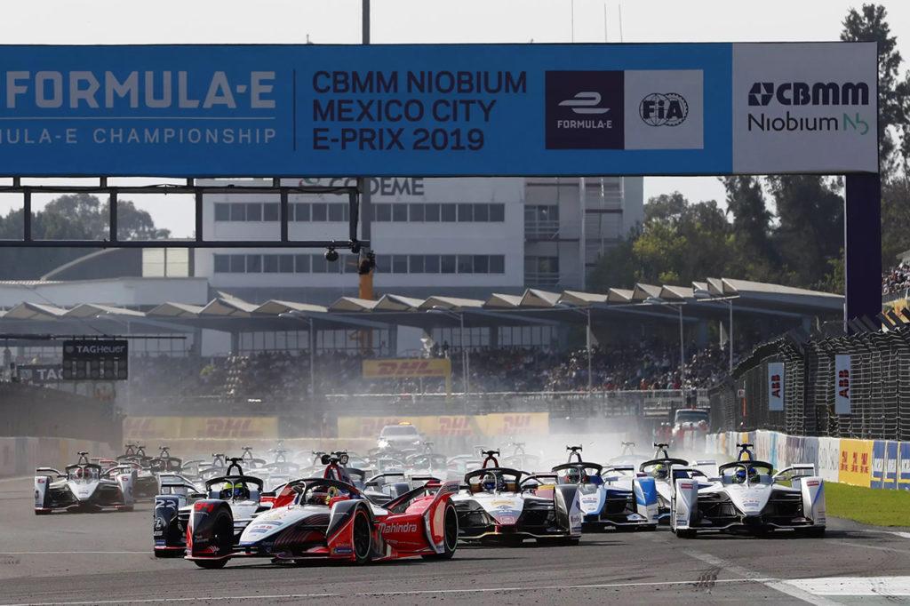 Formula E | ePrix di Città del Messico 2020: anteprima e orari del weekend