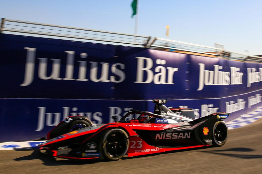 Formula E | Nissan e.dams alla riscossa in Messico con Buemi e Rowland