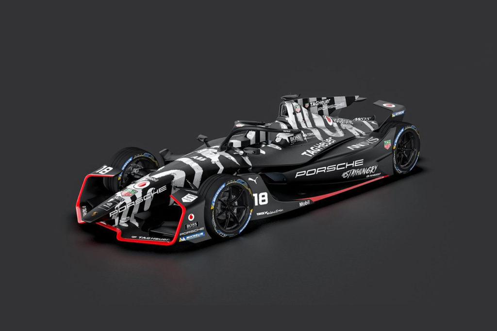 Formula E | Porsche rivoluziona la Gen2 Evo: ecco la sua concept livery