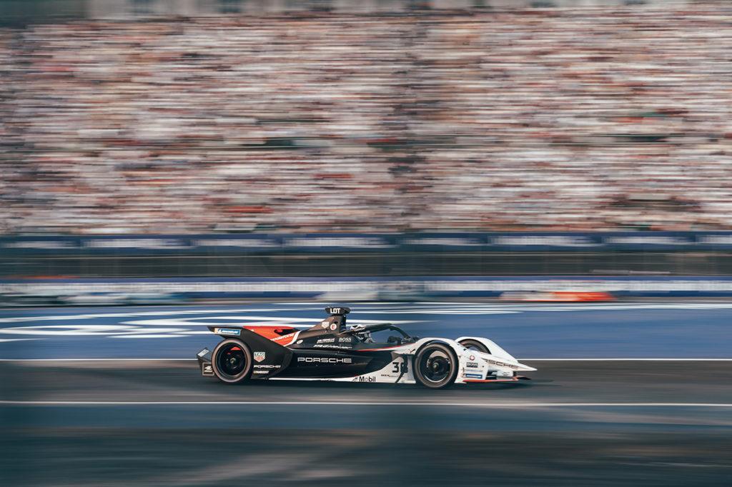 Formula E | Bicchiere mezzo pieno per Porsche in Messico dopo la pole position
