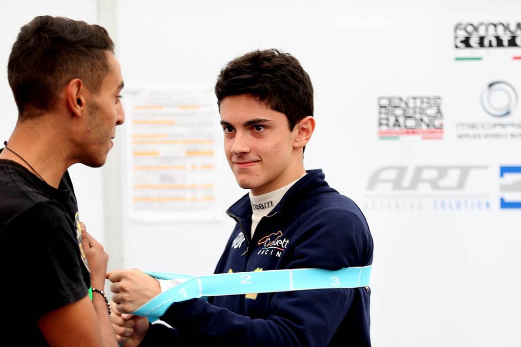 FIA F3 | Nannini al debutto con Jenzer nella stagione 2020