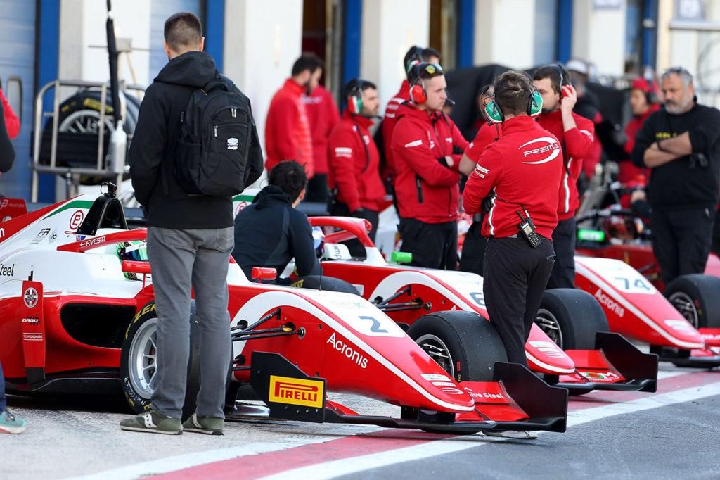 Formula Regional | La stagione 2020: Rasmussen, Stanek, Petecof e Leclerc con Prema