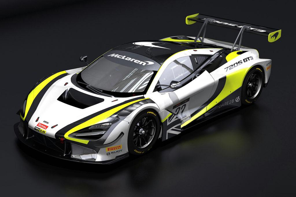 GT World Challenge | Il team di Jenson Button passa a McLaren per il 2020