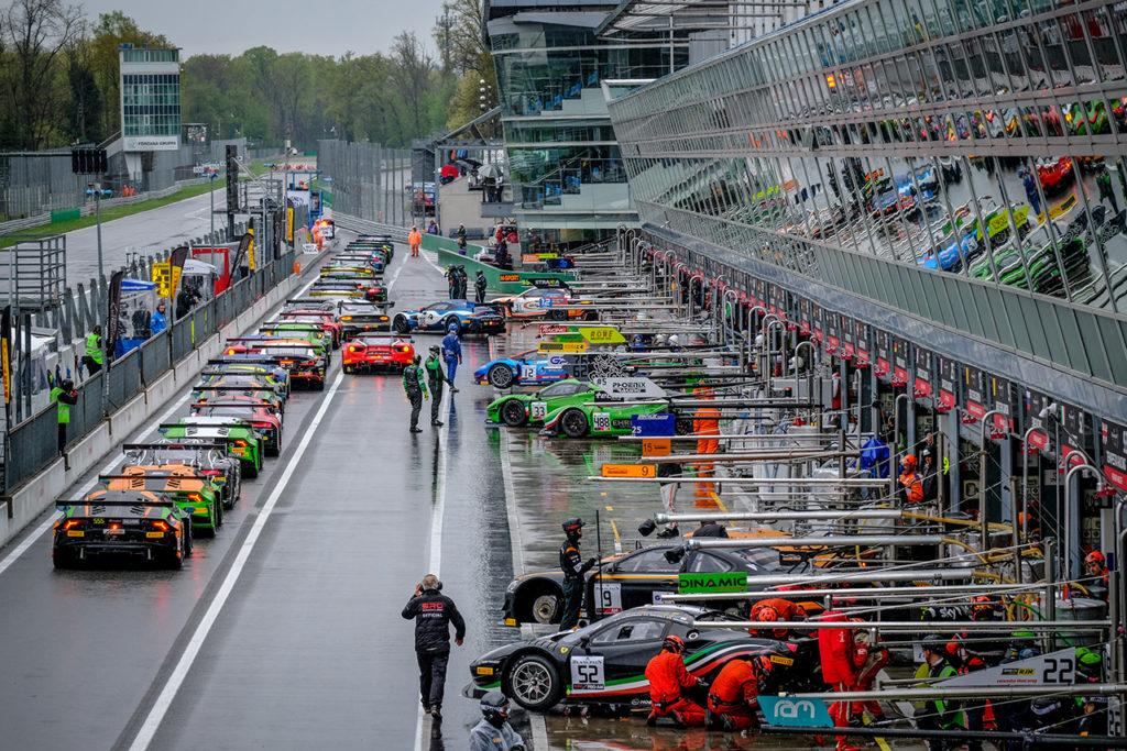 GT World Challenge | A rischio l'appuntamento di Monza per il Coronavirus