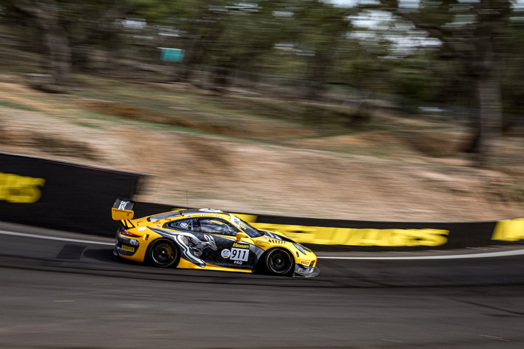 IGTC | 12 Ore di Bathurst, Qualifiche: Campbell in pole con Porsche