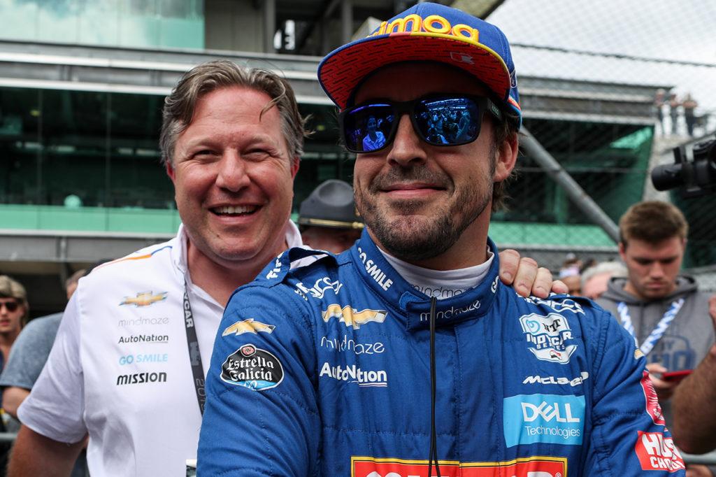 IndyCar | Alonso torna alla 500 Miglia di Indianapolis con Arrow McLaren SP