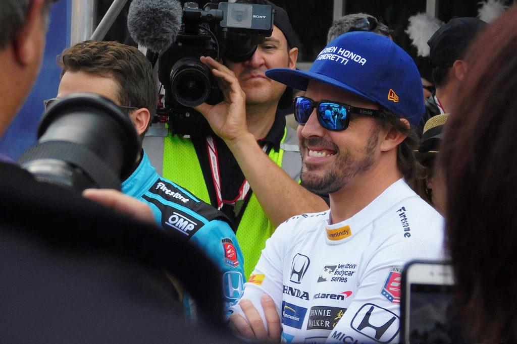 IndyCar | Honda blocca l'accordo Alonso/Andretti per Indianapolis