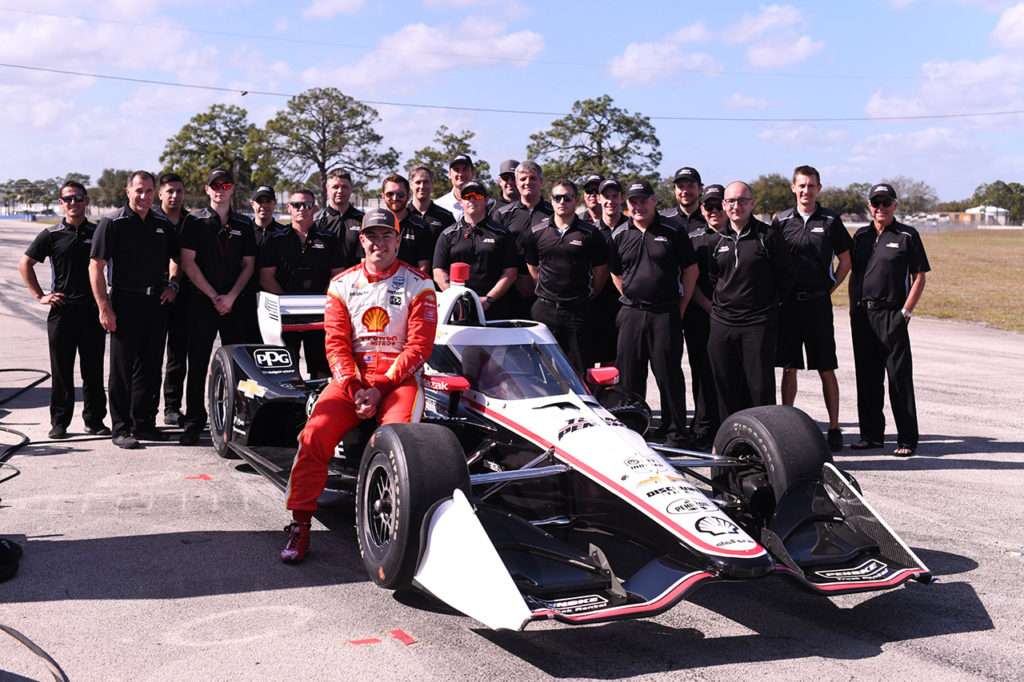 IndyCar | McLaughlin debutterà con Penske al GP di Indianapolis