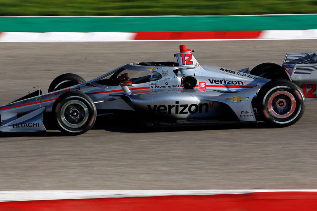 IndyCar | Test Austin, Giorni 1 e 2: Power davanti a Rossi, McLaughlin terzo!