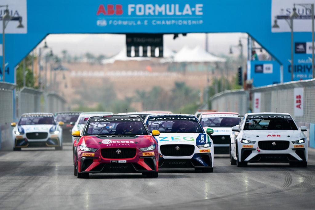 Jaguar I-Pace eTrophy | Griglia estesa per il secondo round in Messico
