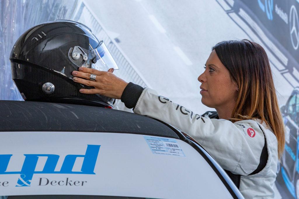 smart EQ fortwo e-cup   Silvia Sellani ancora al vertice del Trofeo Lady nel 2019