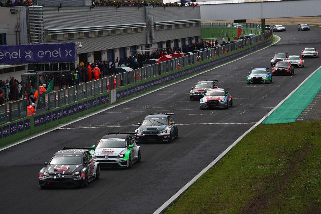 TCR DSG Italy Endurance | Quattro gare valide anche per l'Europeo