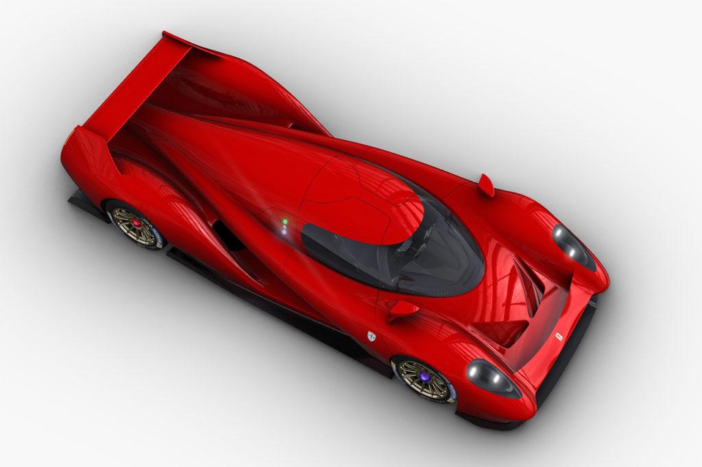 WEC | Glickenhaus svela le prime immagini della sua Le Mans Hypercar