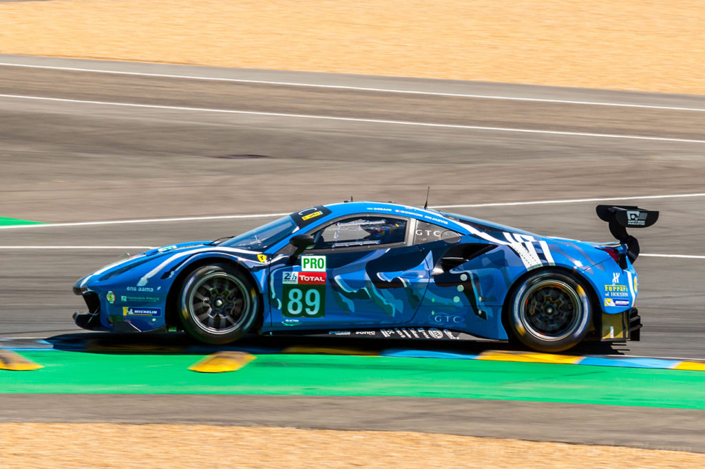 WEC | Risi Competizione alla 24 Ore di Le Mans con Bourdais e Pla