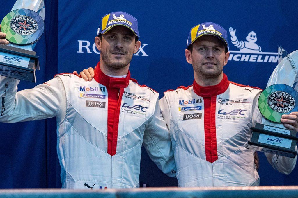 WEC | Porsche centra ancora il podio con Estre e Christensen ad Austin