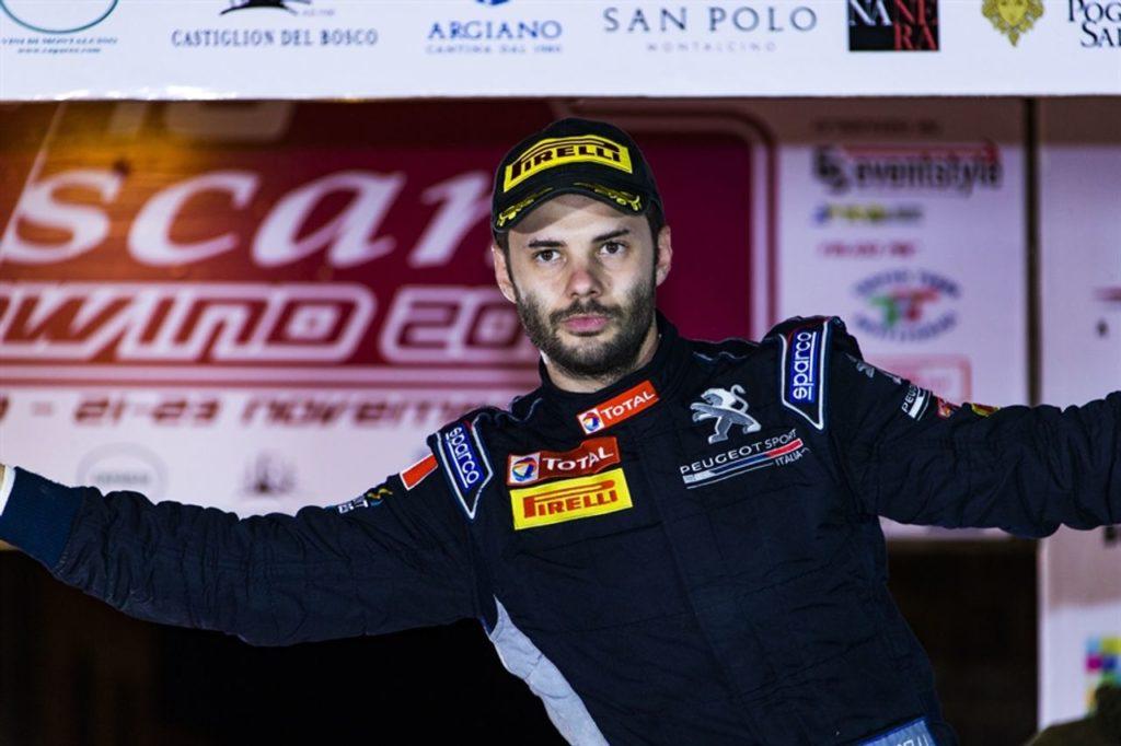 CIR | Davide Nicelli per il  terzo anno consecutivo nel Tricolore Due Ruote Motrici