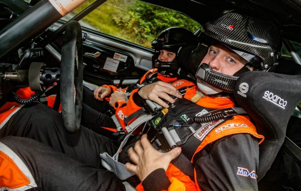 ERC | Sarà Dennis Radstrom a pilotare la nuova Ford Fiesta Rally4 nell'ERC3 Junior 2020