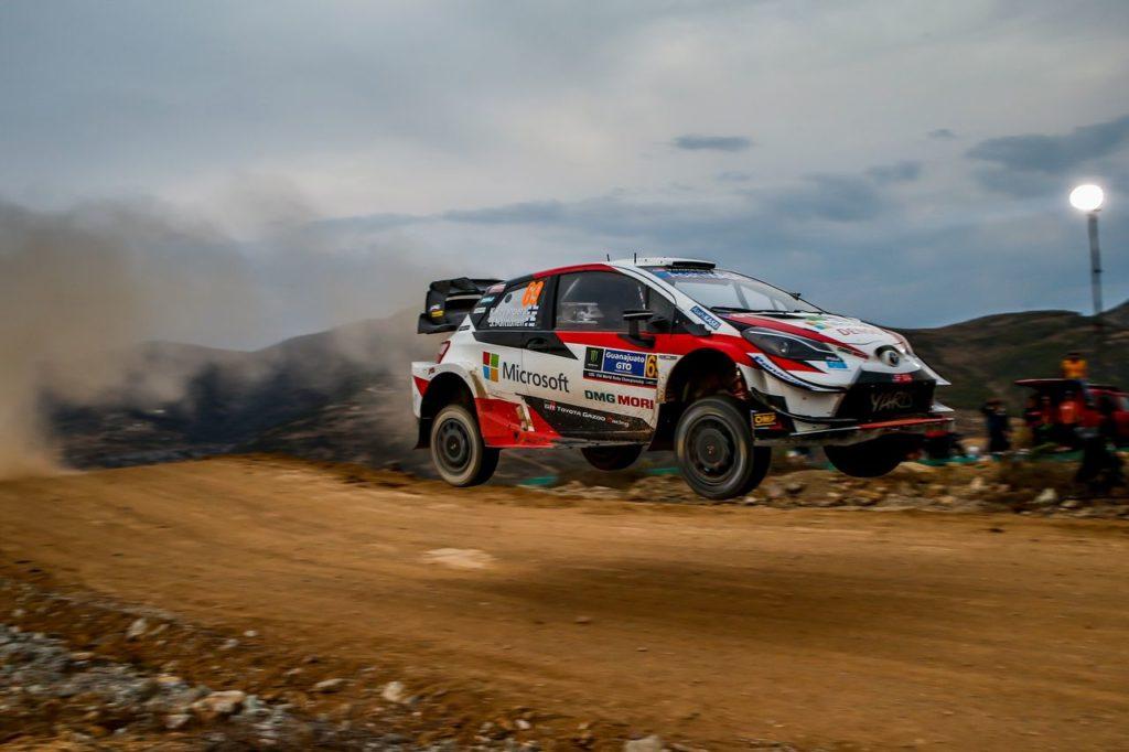 WRC | Elfyn Evans e la sua proposta sull'ordine di partenza dopo un rientro in gara