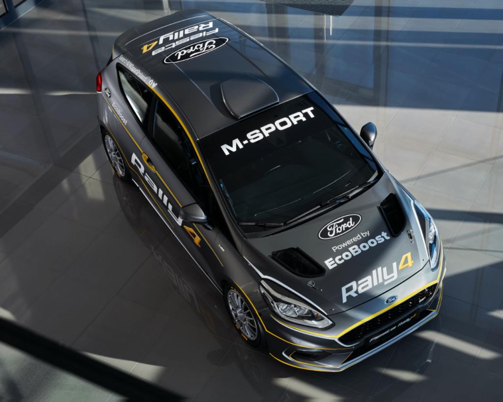 M-Sport svela la nuova Ford Fiesta Rally4