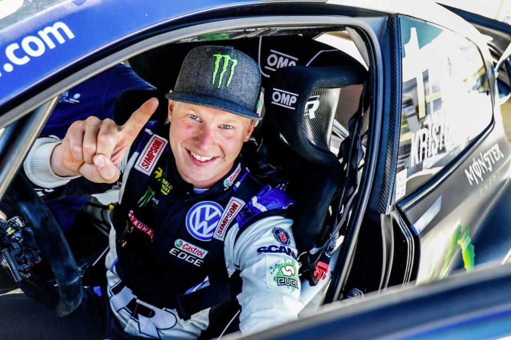 WRX | Johan Kristoffersson torna nel Mondiale Rallycross con il team di famiglia
