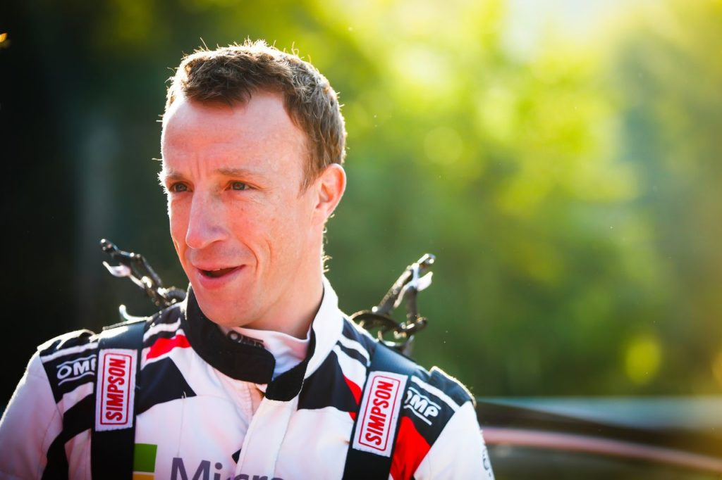 Kris Meeke riparte dalla Nuova Zelanda: debutto al Rally di Whangarei