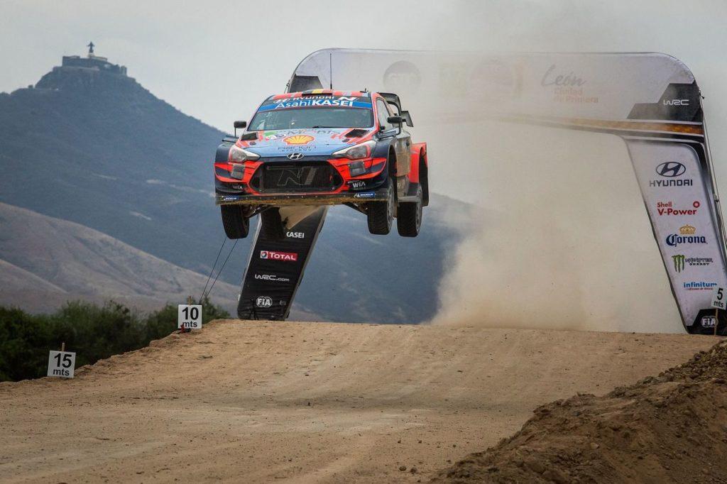 WRC | Hyundai al lavoro per risolvere i problemi dopo il Rally Messico. Neuville fiducioso per il suo campionato