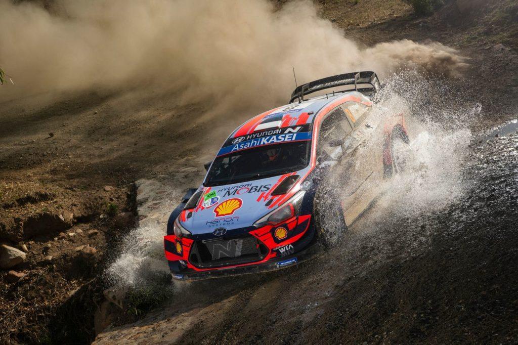 WRC | Rally Messico 2020: altro podio Hyundai con Tanak, ma bisogna lavorare sugli errori