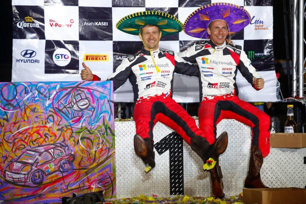 WRC | Rally Messico, come Toyota è riuscita a vincere con Ogier
