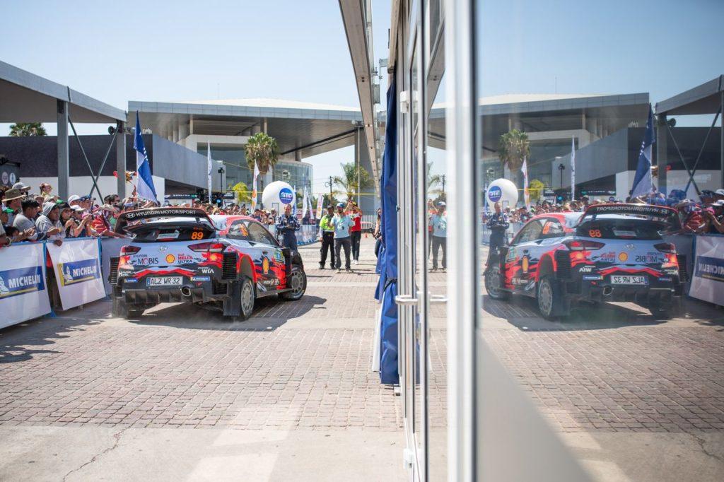 WRC | Rally Messico 2020: oggi lo sterrato, intanto Neuville leader insidiato da Evans