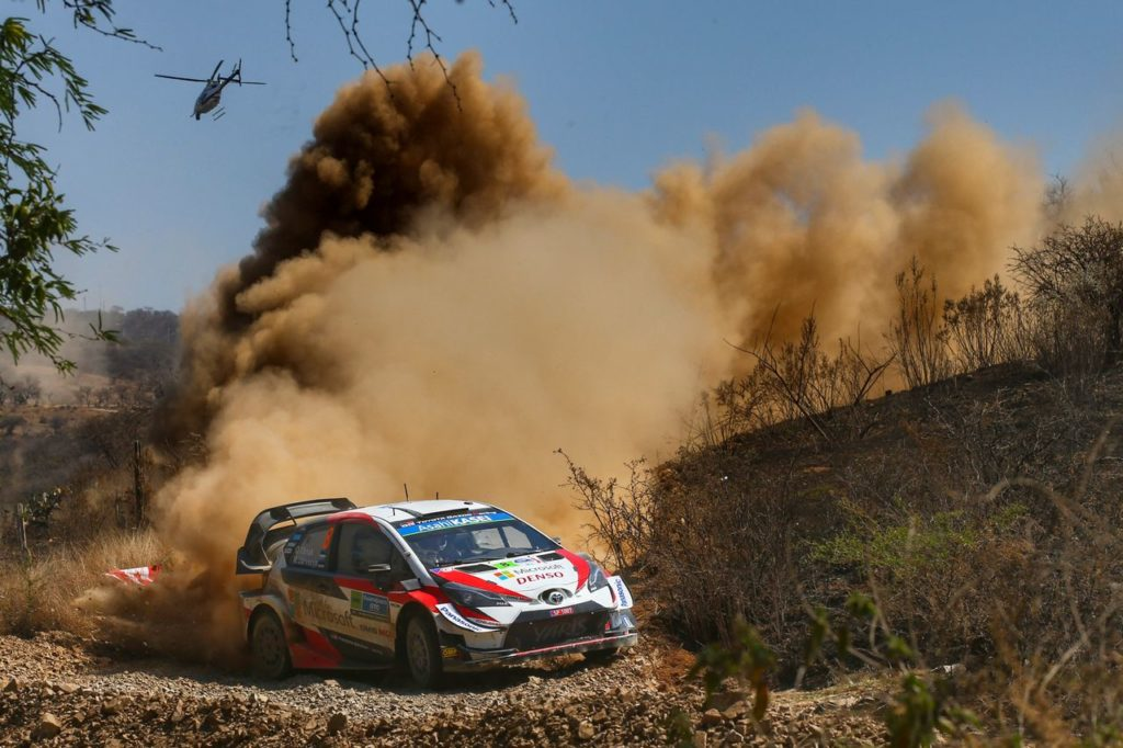 WRC   Rally Messico 2020, PS3-PS5: il ritorno di Ogier, la strada in salita di Hyundai