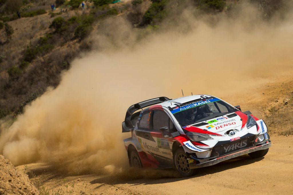WRC | Rally Messico 2020, prima mattinata: Ogier in testa, ancora problemi per Tanak