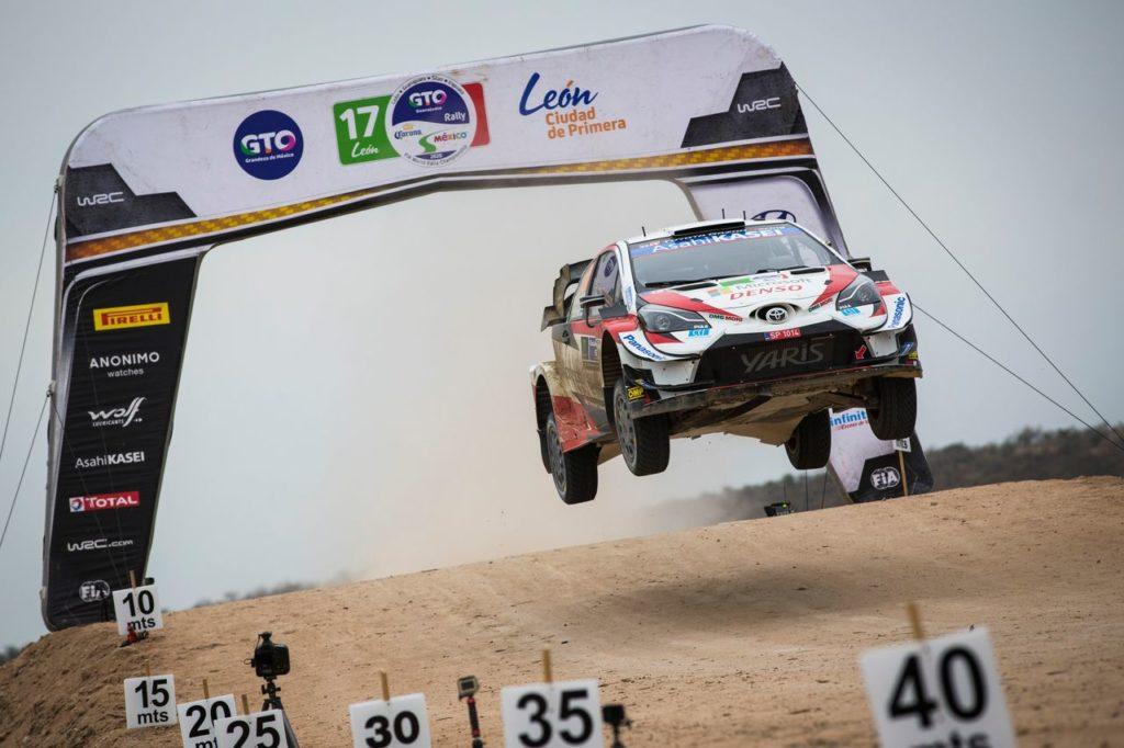 WRC | Rally Messico, sensazioni contrastanti per Evans e Rovanpera