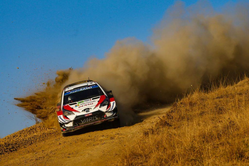 WRC | Rally Messico 2020, shakedown: Evans svetta, ma Neuville incombe