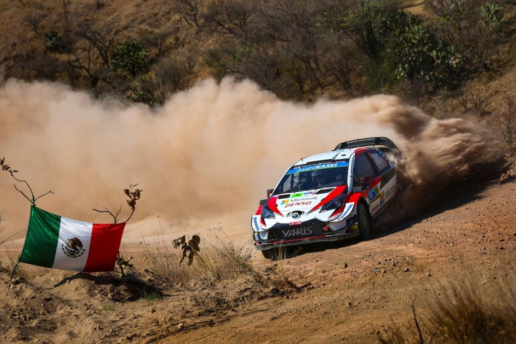 WRC | Rally Messico 2020, Toyota pronta per ribadire la sua leadership