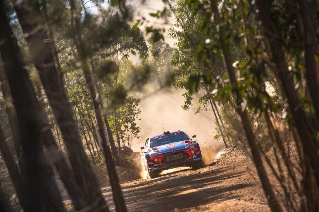 Rallye Serras de Fafe, sfuma la vittoria per Gryazin ma Hyundai archivia il test per le i20 WRC aggiornate