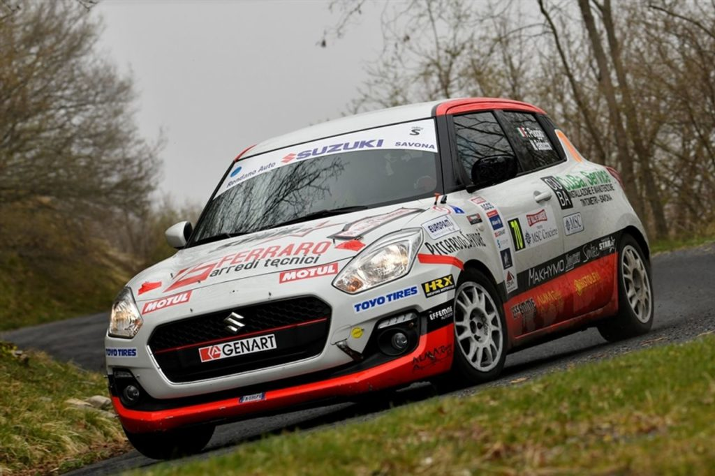Suzuki Rally Cup e Suzuki Challenge: conferme per le edizioni 2020 dei trofei monomarca