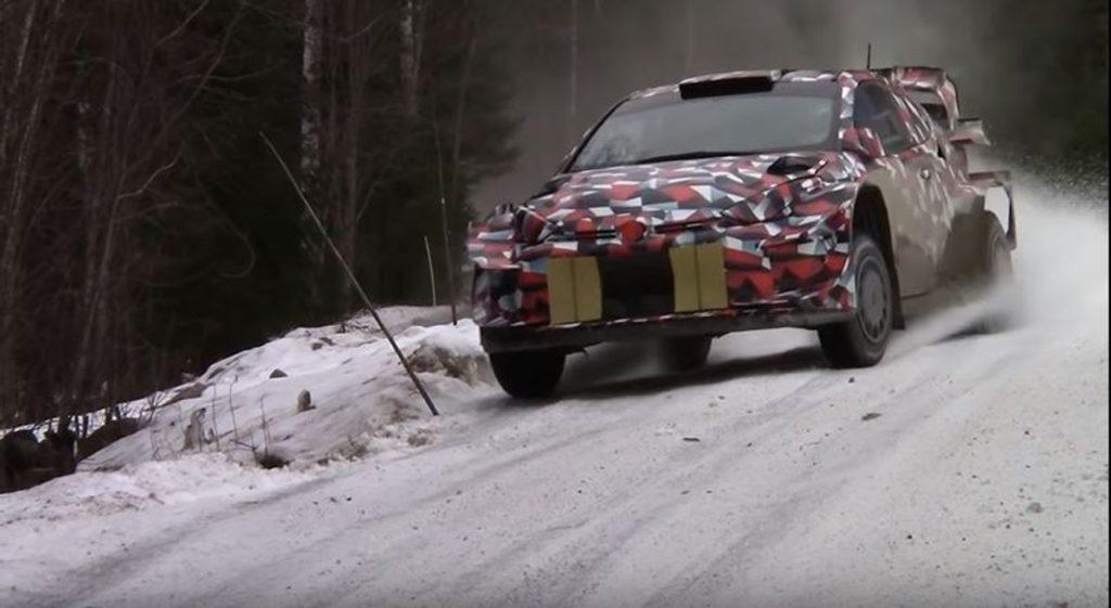 WRC | Toyota ferma i test per il Portogallo, ma non quelli per la nuova Yaris WRC 2021 [VIDEO]