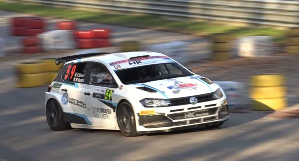 Il rombo della Volkswagen Polo GTI R5: riviviamolo nel Monza Rally Show [VIDEO]