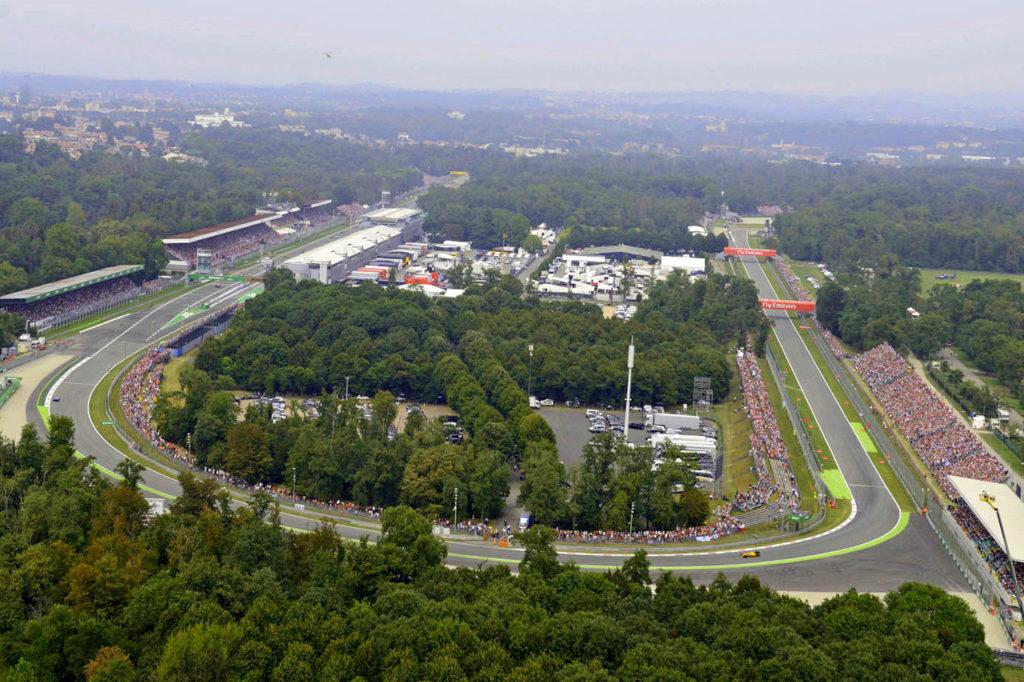 Coronavirus, l'Autodromo di Monza dona 10.000 euro alla Lombardia