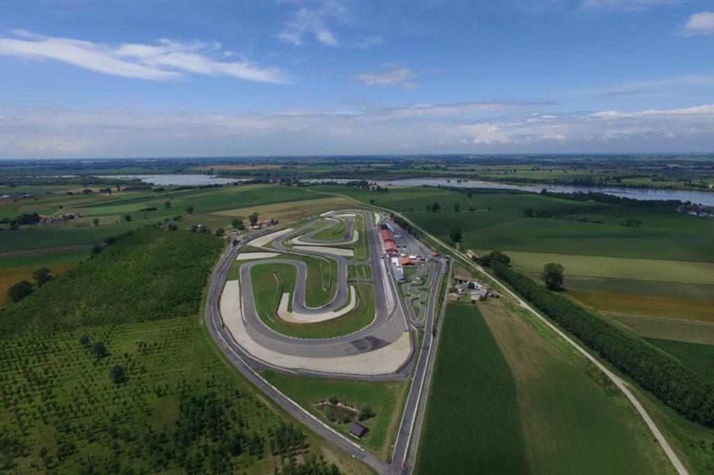 Circuito Tazio Nuvolari, cominciati i lavori per raddoppiare la lunghezza della pista