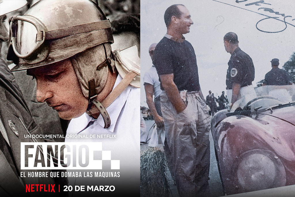 """""""Fangio – L'uomo che domava le macchine"""", ecco il trailer del documentario Netflix [VIDEO]"""