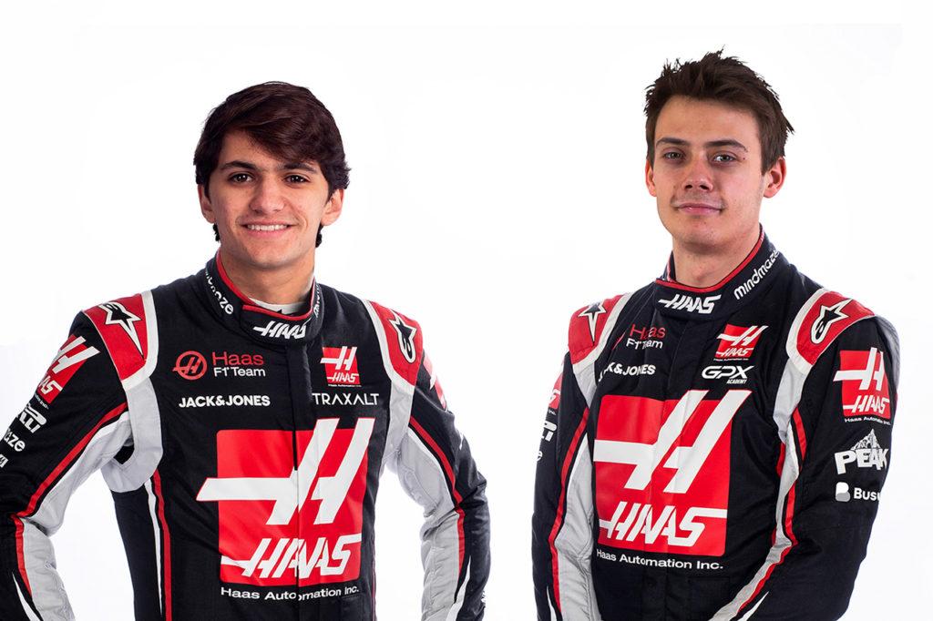 Haas conferma Fittipaldi e Deletraz come piloti di riserva